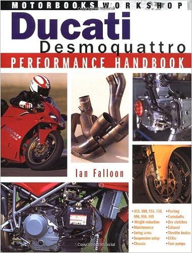 ducati 888 1996 repair service manual