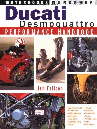 Desmoquattro Performance Handbook Motorbooks Workshop product image