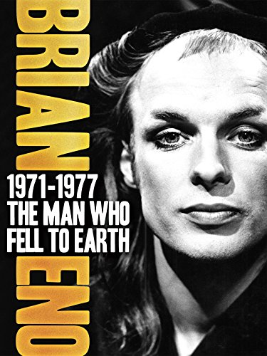 Brian Eno   1971 1977  The Man Who Fell To Earth