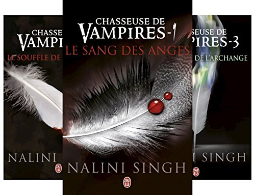 Chasseuse de vampires by