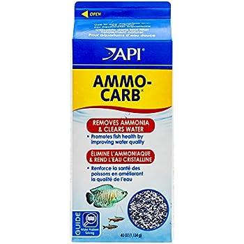 API AMMO-CARB Aquarium Filtration Media 40-Ounce Box