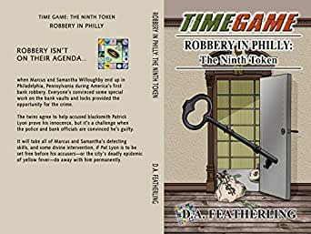 Amazon.com: Robbery in Philly: The Ninth Token (Time Game ...