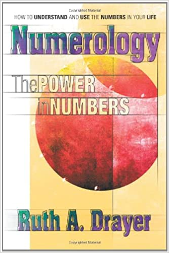 Numerology the power of numbers ruth a drayer 9780757000980 numerology the power of numbers ruth a drayer 9780757000980 amazon books fandeluxe Choice Image