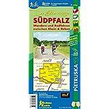 Die Erlebnisregion Südpfalz: Wandern und Radfahren zwischen Rhein & Reben, 1:40000