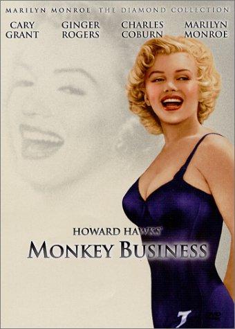 Monkey Business Dvd