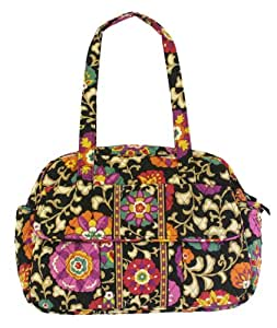 vera bradley baby bag in suzani diaper tote bags baby. Black Bedroom Furniture Sets. Home Design Ideas