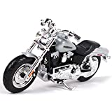 1:18 Motorcycle Model, Static Simulation Die-Casting Car, Alloy Material, Road Motorcycle Toy Best Gift Simulation Mini Car