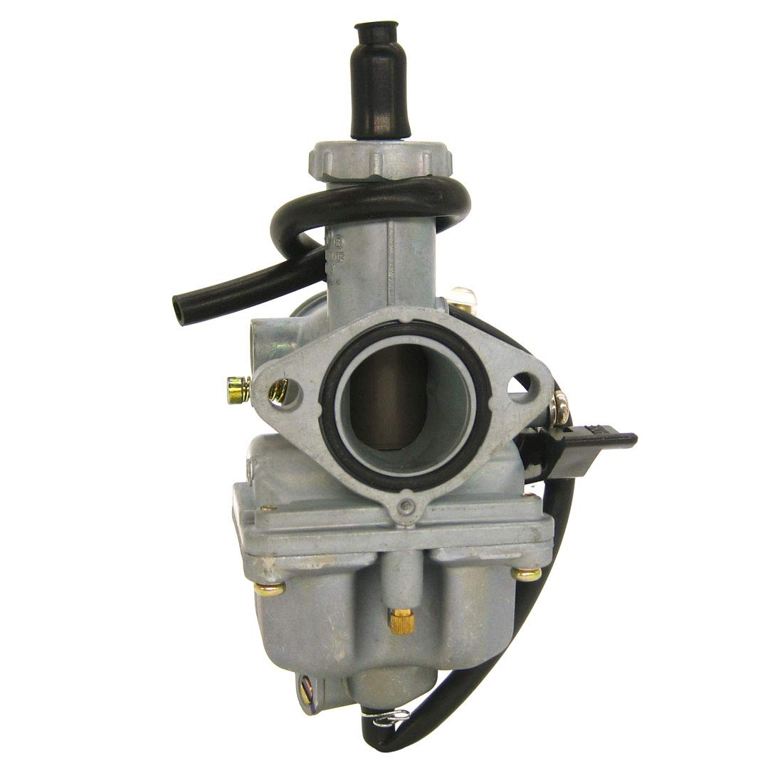 Atoparts New Carburetor with Handlebar Hand Grips Throttle Cable For Honda XR100 XR100R CRF100F