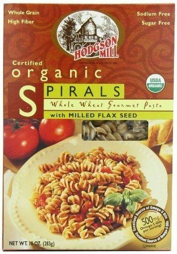 Hodgson Mill Organic Whole Wheat Gourmet Pasta -- 10 oz