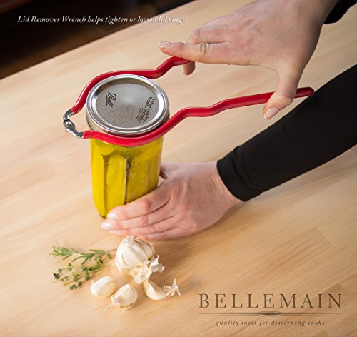 Bellemain 6 Piece Canning Tool Set - Vinyl Coated Stainless Steel by Bellemain (Image #3)