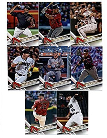 2012,2013,2014,2015,2016,2017 Topps Atlanta Braves Baseball Card Team Sets (Complete Series 1 & 2 From All Six Years ) inc. Freddie Freeman 100+ cards in an acrylic (Acrylic Atlanta Braves Baseball)