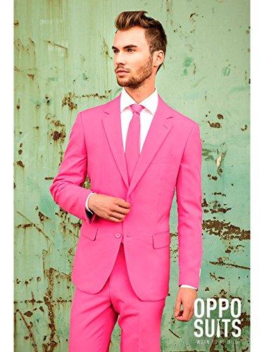 Mr. Pink Anzug Opposuits