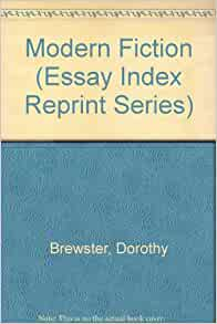 essay index reprint series Transitionessays on contemporary literature essay index reprint series transition essays on contemporary literature essay index , browse and read.