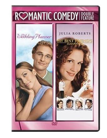 Best Wedding Movies.Amazon Com The Wedding Planner My Best Friend S Wedding Romantic
