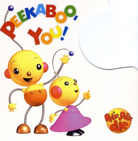 Rolie Polie Olie Busy Book Peekaboo You Book 1 Rolie Polie