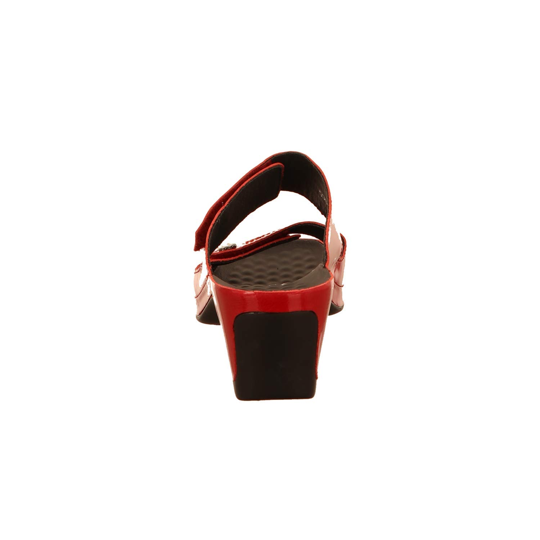 Vital Damen Damen Vital Pantoletten 05001-31-43 rot 492319 Rot c15d70