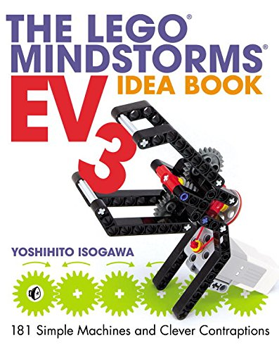 The LEGO MINDSTORMS EV3 Idea Book: 181 Simple Machines and Clever (Halloween Crafts 1st Grade)