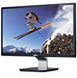 Dell S2240L 21.5-Inch Virtually Borderless / Ultrawide Viewing / Widescreen LED Full HD (1920x1080) Monitor with HDMI