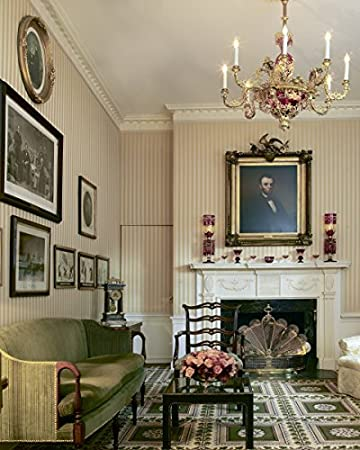 Amazon com: ClassicPix Photo Print 20x24: Lincoln Room, Blair House