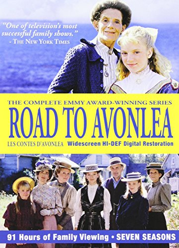 - Road To Avonlea: Seasons 1-7