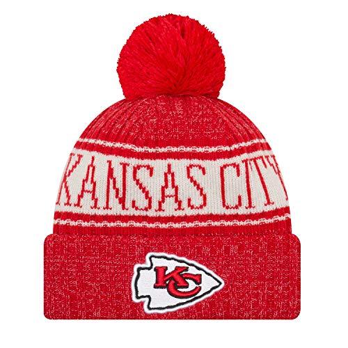 New Era Kansas City Chiefs NFL 2018 On Field Sport Knit