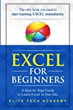 img - for Excel 2016 for Beginners: A Step by Step Guide to Learn Excel in One Day book / textbook / text book