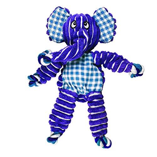 KONG Floppy Knots Elephant, Dog Toy, Medium/Large