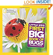 #7: National Geographic Little Kids First Big Book of Bugs (National Geographic Little Kids First Big Books)