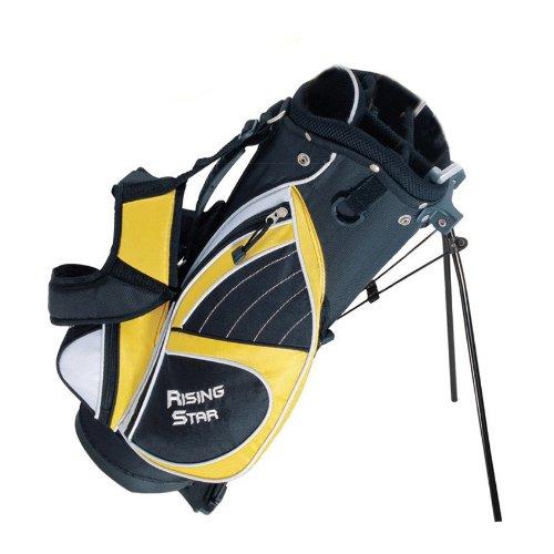 Paragon Rising Star Junior Golf Stand Bag 25'' Yellow