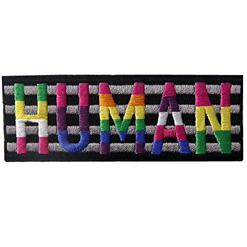Parche termoadhesivo para la ropa, diseño de LGBT Humano ...
