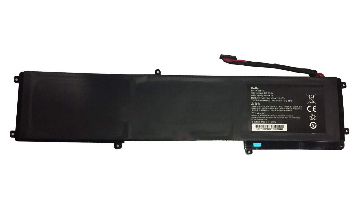 Bateria RZ09-0102 RZ09-0116 Betty para Razer Blade 14 2013 2