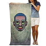 Annabelle Chris Paull L.a Beach Towel