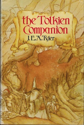 The Tolkien Companion, J. E. A. Tyler