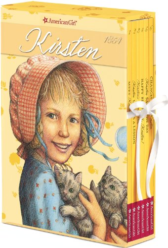 Kirsten Boxed Set with Game (American Girl) by American Girl (Image #1)