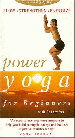 Living Yoga - Power Stamina Yoga for Beginners [VHS]