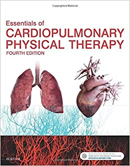 Book Essentials of Cardiopulmonary Physical Therapy, 4e by Ellen Hillegass EdD PT CCS FAACVPR (2016-05-31)