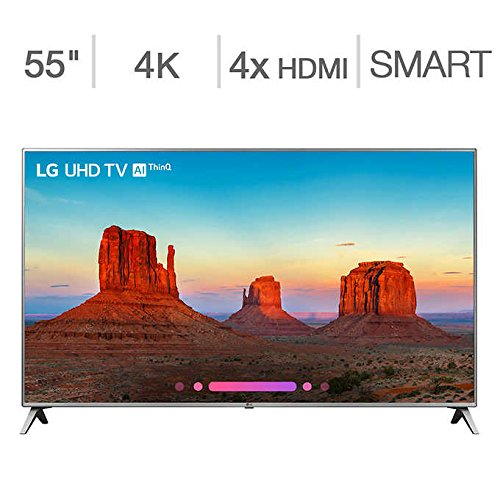 "LG 55"" Class (54.6"" Diag.) 4K Ultra HD LED LCD TV"