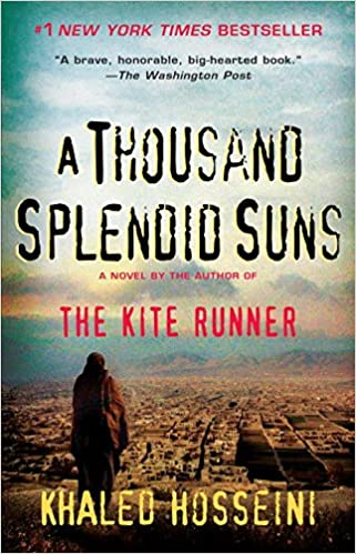 Khaled Hosseini - A Thousand Splendid Suns Audiobook