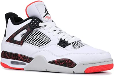 Nike Mens Air Jordan 4 Retro Basketball