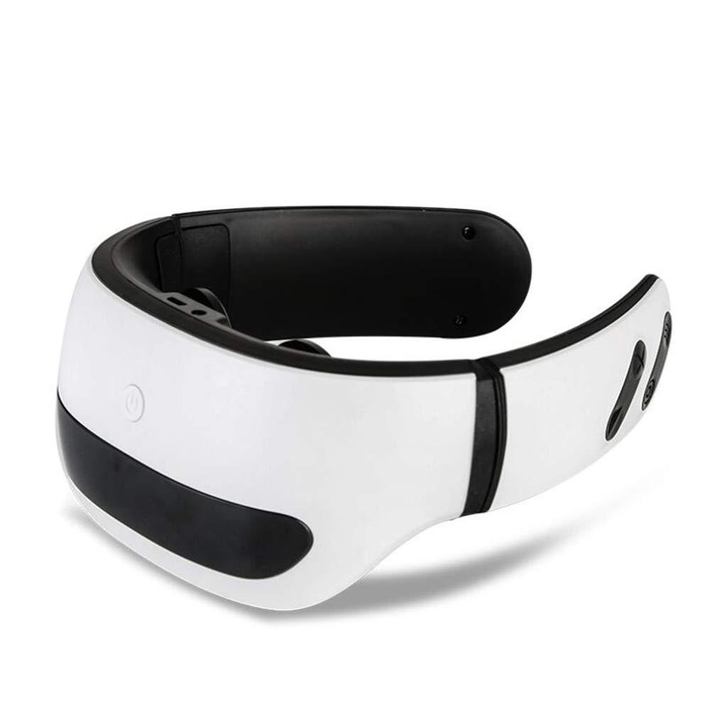 電磁石の首のマッサージ器の脈拍の無線理学療法の血液循環の筋肉苦痛の救助のための多機能の頚部マッサージ,Black B07PCR39XS White  White