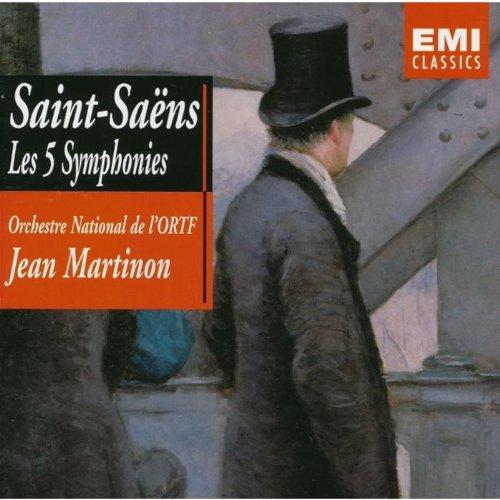 Saint-Saëns: Five Symphonies