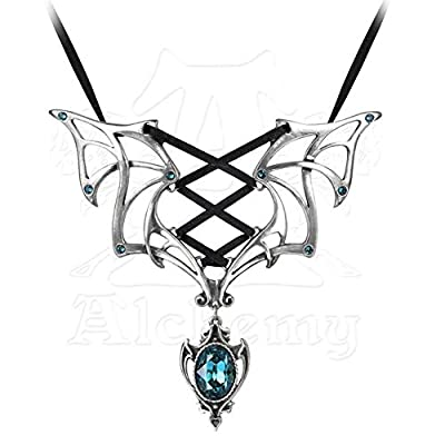 Vampire's Corset Necklace
