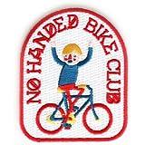 Patch - No Handed Bike Club