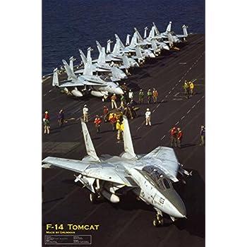 F-14 Tomcat Poster 24 x 36in