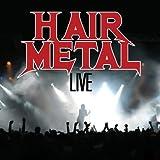 Hair Metal Live/Various