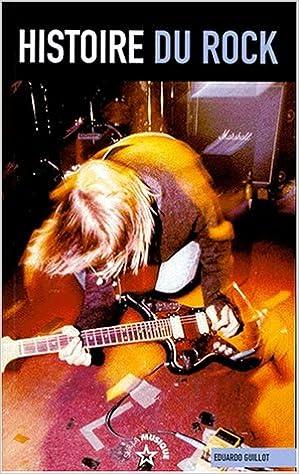 Téléchargement Histoire du rock epub, pdf