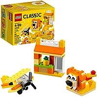 LEGO Classic Orange Creativity Box 10709 Building Kit