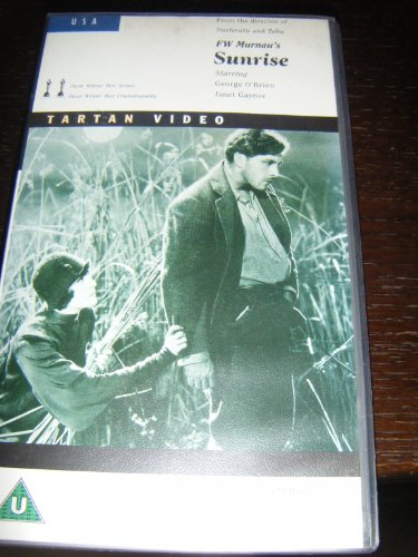 Sunrise: A Song of Two Humans [VHS]