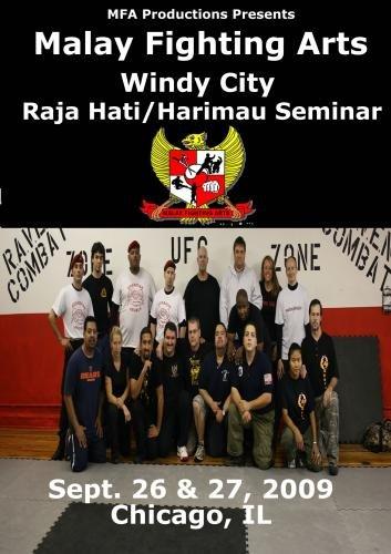 Malay Fighting Art - Windy City Raja Hati/Harimau Seminar]()