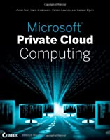 Microsoft Private Cloud Computing Front Cover
